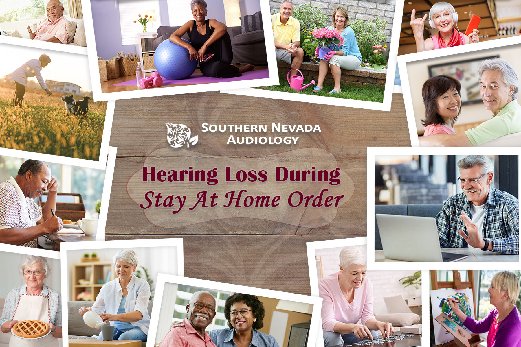 Hearing Loss During Stay At Home Order
