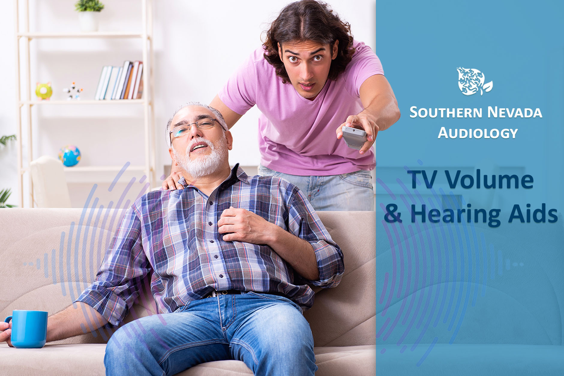 TV Volume & Hearing Aids