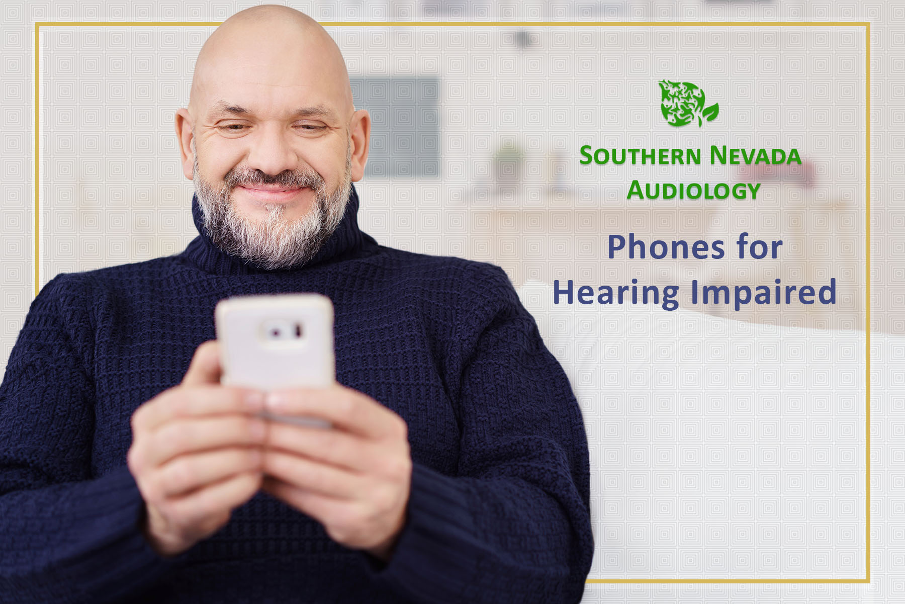 Phones for Hearing Impaired