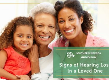 Signs of Hearing Loss in a Loved One